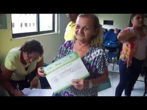 Projeto Atores Territoriais certifica 491 participantes de oficinas e cursos