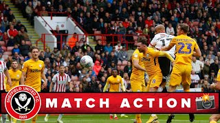 Blades 3-2 Preston - match action