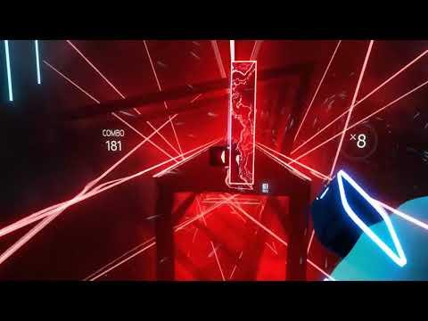 [Jaroslav Beck & Generdyn - Legend ft. Backchat] Beat Saber Expert FC (100%)