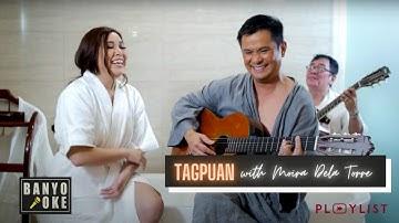 Tagpuan - Moira Dela Torre and Ogie Alcasid | Banyo-oke covers