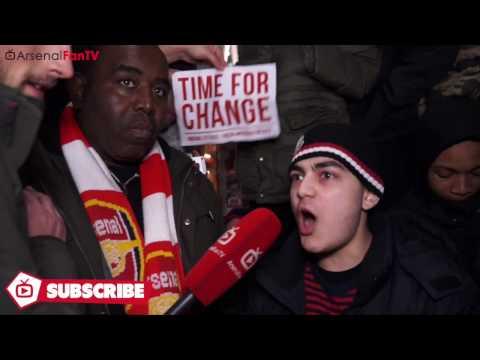 Arsenal 1 Bayern Munich 5 | We Want A New Arsenal!