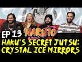 Naruto episode 13 haku s secret justsu crystal ice mirrors group reaction mp3