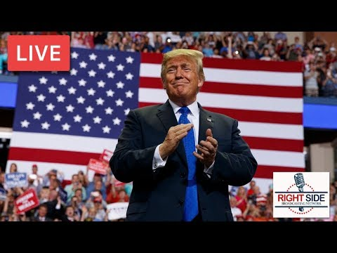 FULL EVENT: President Donald Trump Holds HUGE Rally in Richmond, KY 10/13/18
