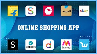 Top 10 Online Shopping App Android Apps screenshot 4