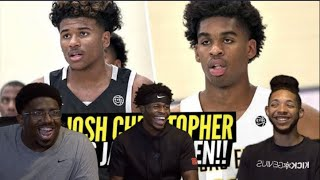 Jalen Green & Josh Christopher: ANYBODY BETTER AS A DUO?? 👀
