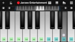 Aye Mere Watan Ke Logon piano Tutorial | Republic Day Special