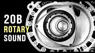 BEST Mazda rotary 20B sound compilation