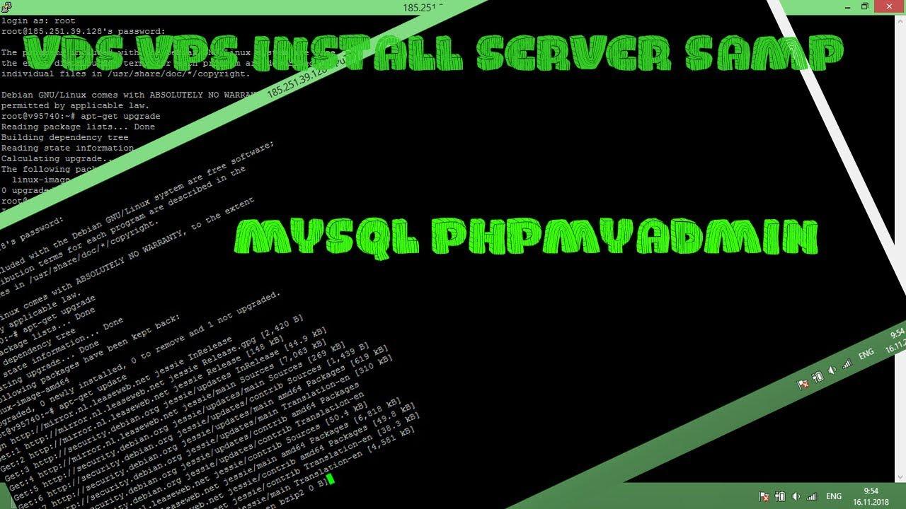 vds сервер windows тестовый период