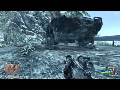 Crysis Warhead Walkthrough - Frozen Paradise [1/5]
