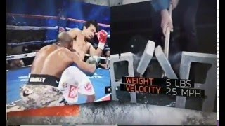 Sports Science: Pacquiao vs Bradley 3 - hand speed & angles