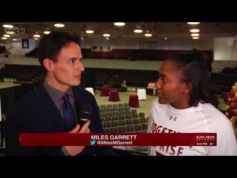 ENN: Women's basketball waits for NCAA assignment