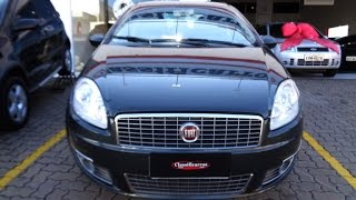Fiat Linea: тест-драйв программы Автопанорама