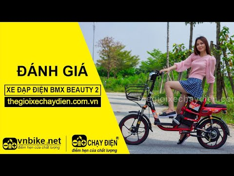Đánh giá xe đạp điện Bmx Beauty 2