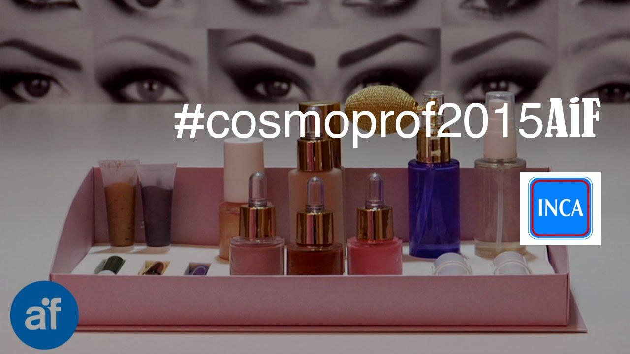 8068ffdb4f Packaging di lusso per cosmetica - INCA. Cosmesi, Estetica e ...
