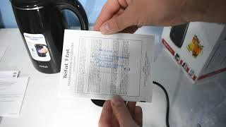Обзор Электрочайник TEFAL Safe…
