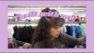 Come THRIFTING with me! (Baddie on a Budget)