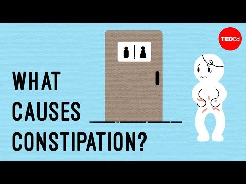 What causes constipation? - Heba Shaheed