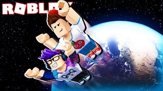 Roblox Adventures - ROBLOX OBBY TO SAVE THE WORLD!? (Aventure avant 2)