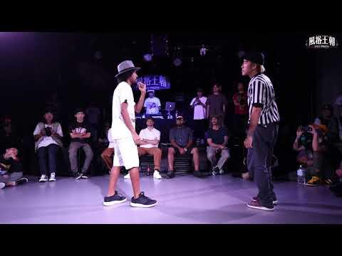 Africano Pbi vs Waving Shawn   Style Dynasty 風格王朝 2018   Jack of All Trades   Semifinal 2