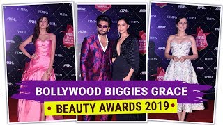 Sara Ali Khan, Deepika Padukone, Taapsee Pannu : Bollywood Celebs grace Beauty Awards 2019