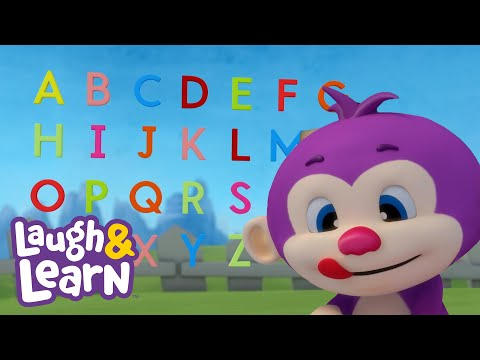 Laugh & Learn™ - Monkey's ABC + More Kids Songs And Nursery Rhymes | Learning 123s