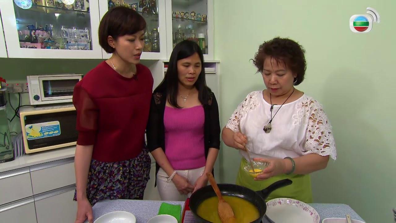 橙花魚柳 | 上門教煮餸 #15 | 劉彩玉,章志文 | 粵語 | TVB 2015 - YouTube