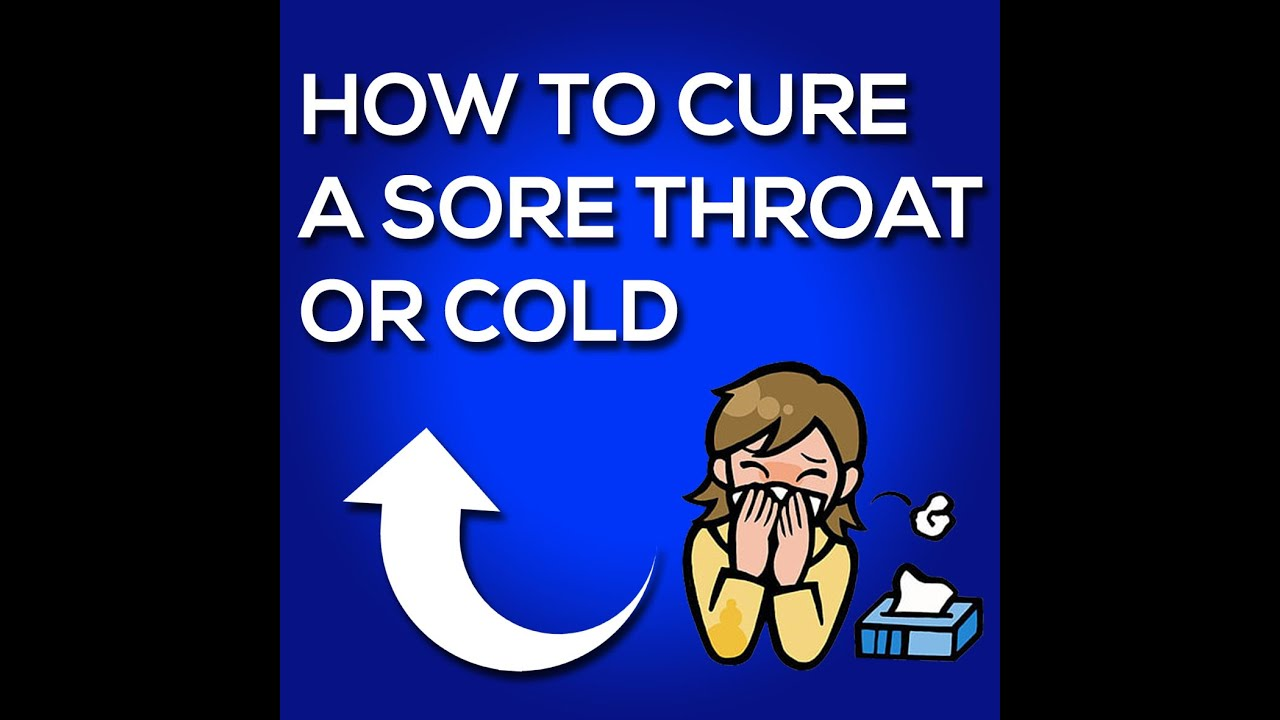Sore throat remedies at home