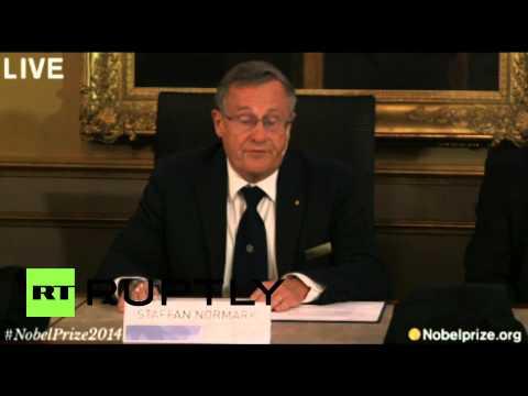 Sweden: Jean Tirole wins Nobel Prize for economics