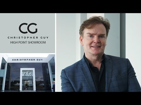 Christopher Guy: High Point Showroom