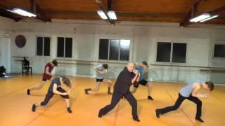 Jazz dance  Offjazz routines
