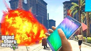 بالفيديو| انفجار
