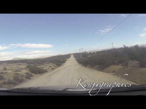 DRIVE: Boulevard to San Diego, California