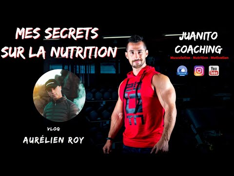 MES SECRETS NUTRITION, SANTE et RÉUSSITE... Quand la FLEXIBLE DIET est EN PLS' (ft. Aurélien Roy)