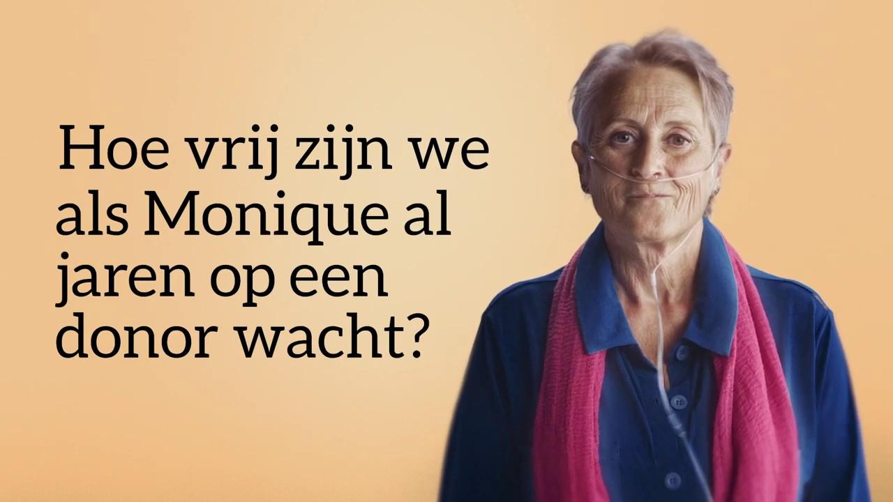 D66 — Laat iedereen vrij, maar niemand vallen.