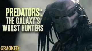 Predators: The Galaxy's Worst Hunters