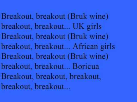 sean paul breakout song with lyrics