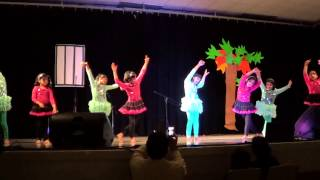 Saraswati Puja 2013: Bangla School Dance #1