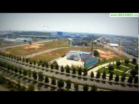 Video thực tế Mỹ Phước 2 quay từ trên không