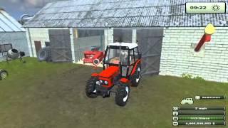 Farming Simulator 2013 Zycie Polskiego Rolnika Nowy Traktor Zetor 7745..