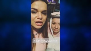 Мария Кузьмина 30.11.2017 остаются в Нижнем? [ INSTA STORIES ]