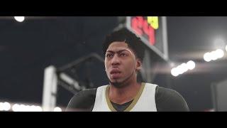 NBA 2K16 Presents Anthony Davis: The Rise