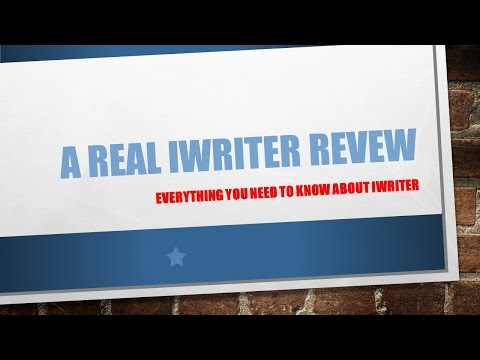 Iwriter- Iwriter Review Reveals If You Can Really Get Quality From This Content Writing Service?