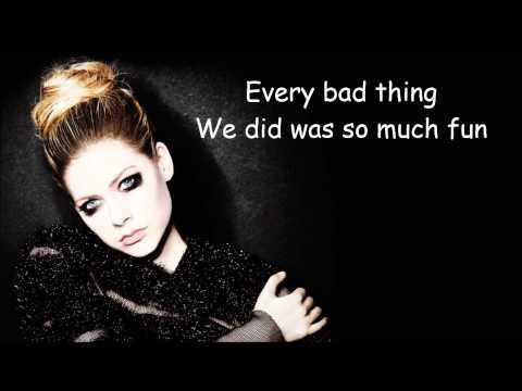 Avril Lavigne - Hello Heartache (Lyrics)