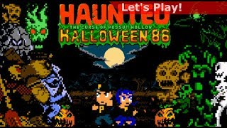 Let's Play: Haunted Halloween 86