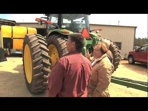 Farm Equipment On Highways Focus Of Georgia Safety Event