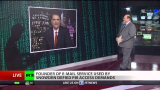 FBI now in tenuous, unethical position, slave to 2 masters - Lavabit founder