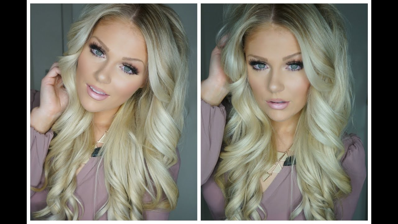 Neutral Glam Prom Makeup Tutorial : 2015 - YouTube