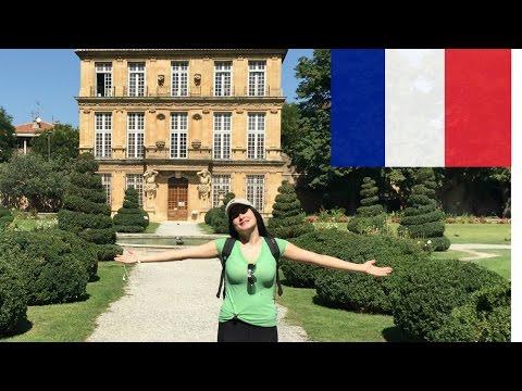 AIX-EN-PROVENCE | O CHARME FRANCÊS | Vlog na França 🇫🇷