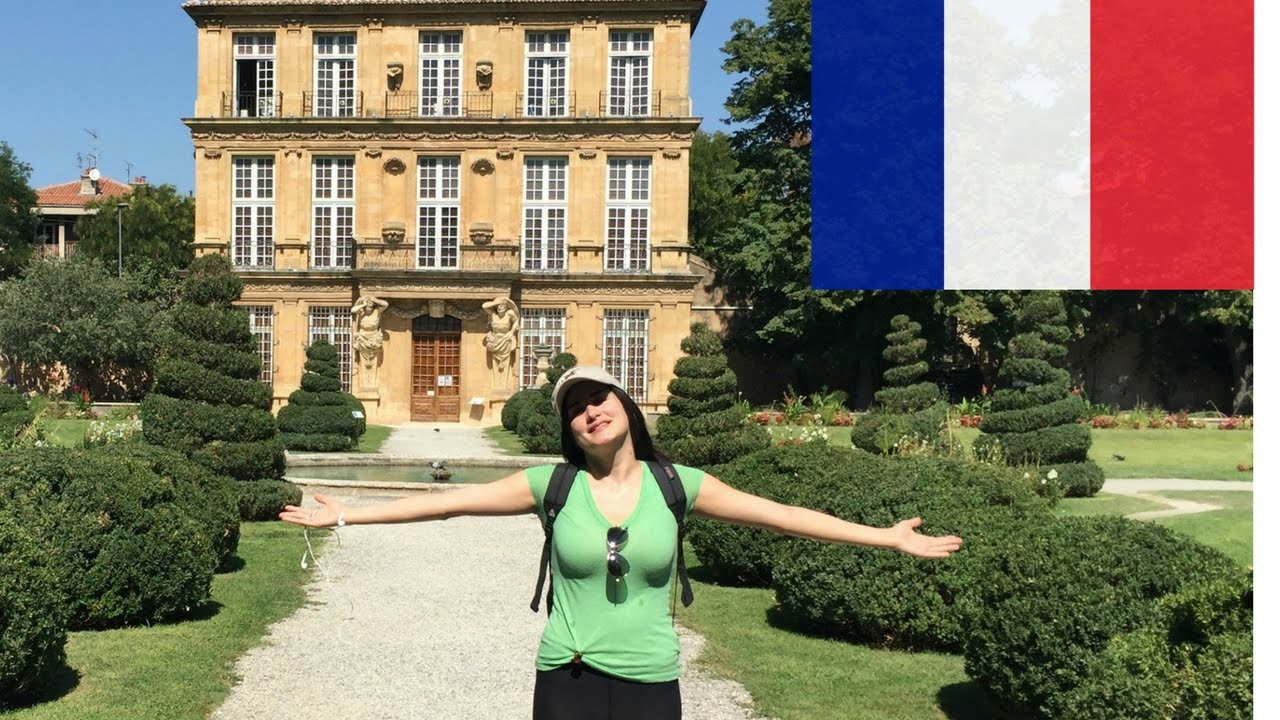 Charme De Provence Aix En Provence The French Charm Vlog In France