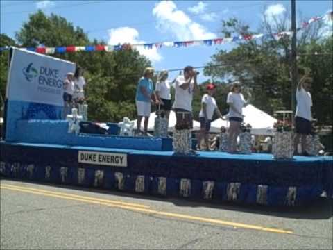 Southport Nc 4th Of July Parade 2013 Youtube